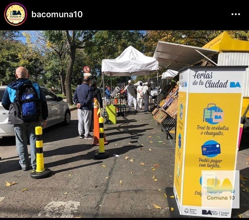 Vecinos de Monte Castro solicitan que la Feria Barrial sea reubicada