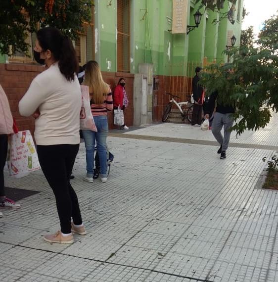 El juego del hambre en las escuelas de la Ciudad