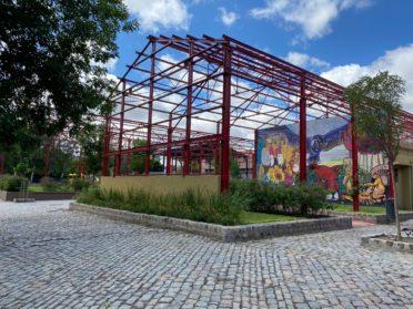 Proponen la Instalación de Puntos de Higiene Urbana en espacios y edificios públicos