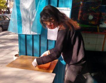 Docente cocinando también está enseñando | Maestras de los Distritos 17 y 18 realizan ollas populares para las familias de la comunidad educativa