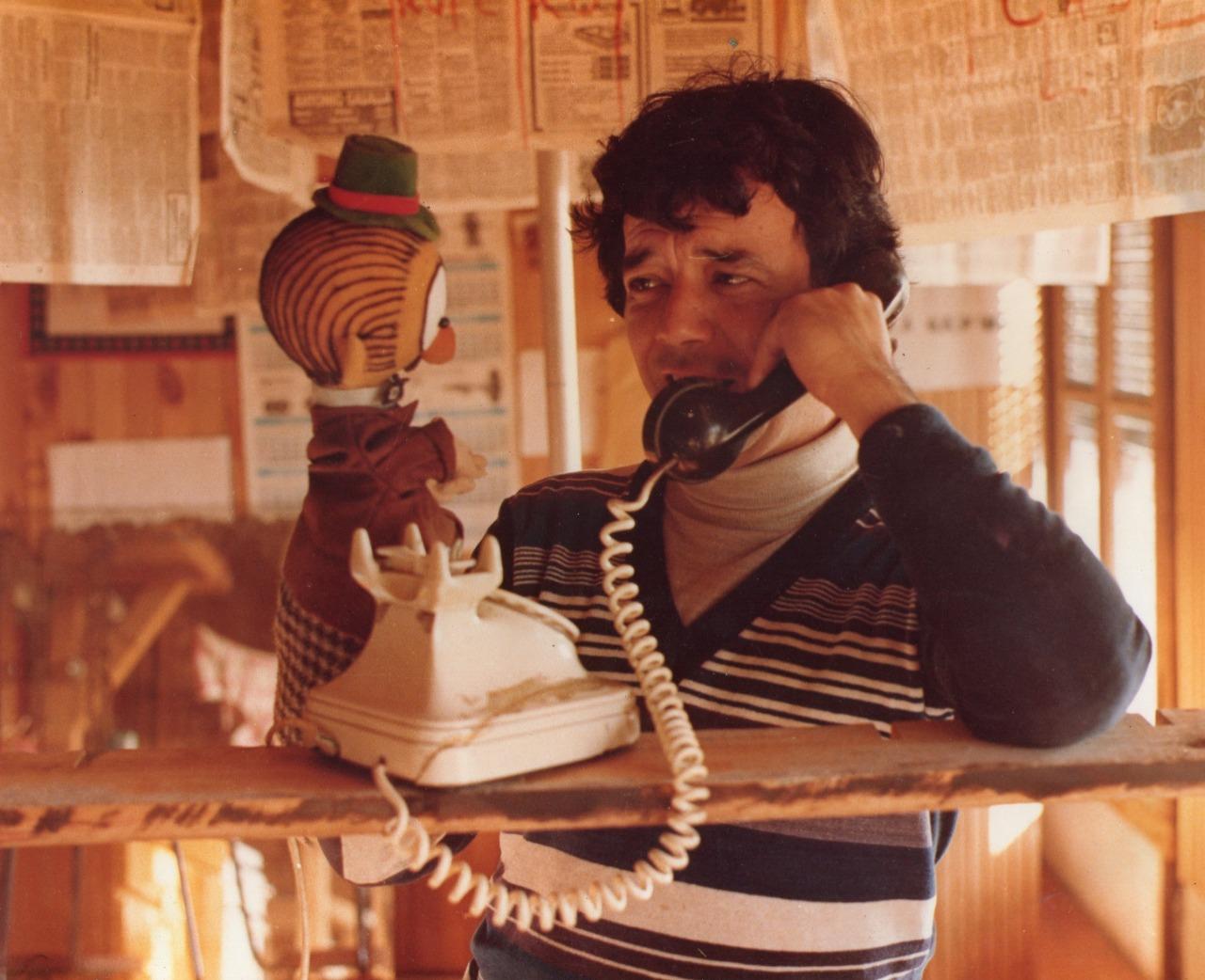De profesión titiritero | Homenaje a Roberto Docampo, artista, docente y amante de Villa Luro