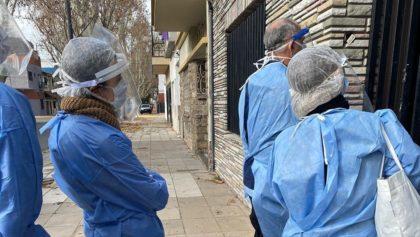 Comuna 10: Se duplicaron lo casos de coronavirus en las últimas dos semanas