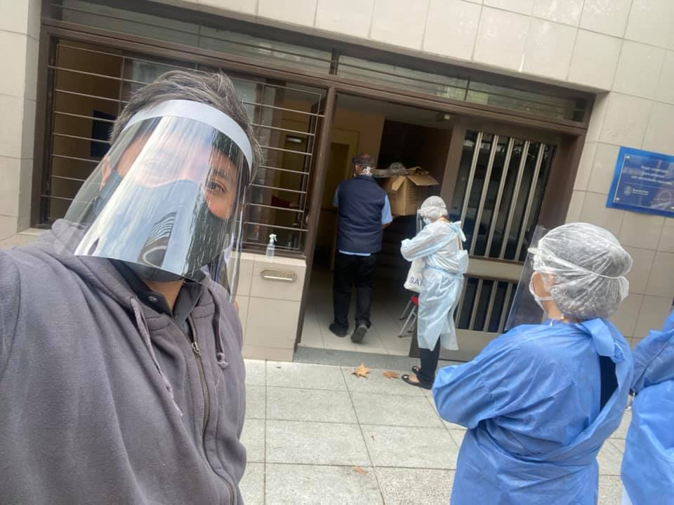 Coronavirus en la Comuna 10: reclaman operativo DetectAr y mayor asistencia alimentaria