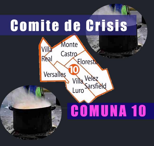 Comuna 10: se conformó el comité de crisis | Comenzó la convocatoria a distintos actores para asistir a la Comuna ante y después de la pandemia