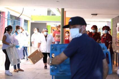 Crisis pandémica: cuidarnos para cuidar | La comunidad educativa reclama Tarjeta Alimentaria