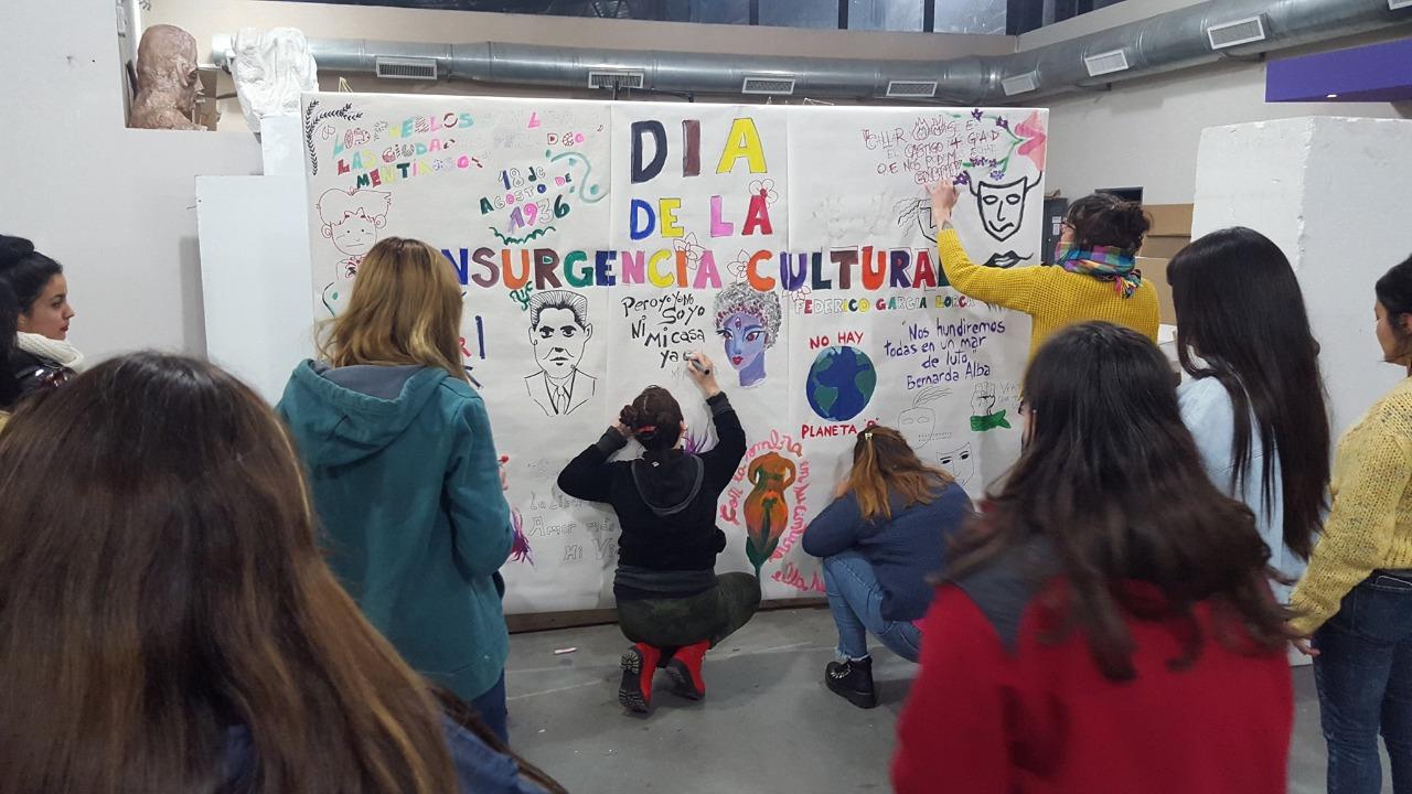 Día de la Insurgencia Cultural: artistas y escritoras de la Comuna 10 participarán del Homenaje a García Lorca, Alfonsina Storni, Rodolfo Walsh y Haroldo Conti