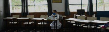 «En medio de la pandemia no volvemos a las escuelas»|La comuna 10 en defensa de la educación y de la vida