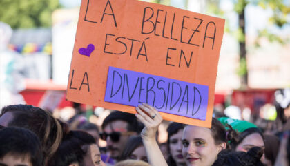 La Comuna 10 se prepara en la capacitación de promotoras y promotores en Género y Diversidad