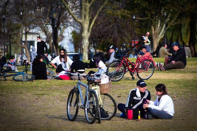 La pandemia y los espacios verdes en la Comuna 10 | Momento de repensar el espacio público