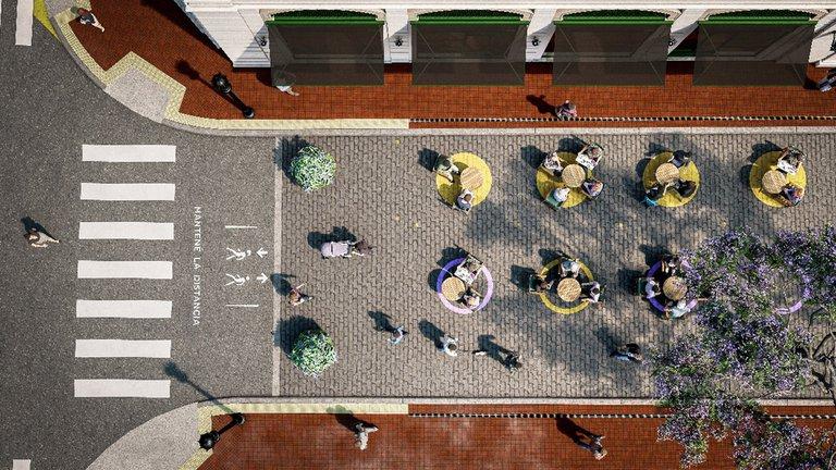 Villa Luro: habilitarán un área peatonal para «disfrutar los espacios gastronómicos barriales»