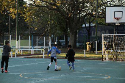Reabrió el Polideportivo Pomar | Las actividades son gratuitas y con reserva previa
