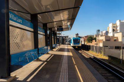 Reabrieron al público las estaciones Villa Luro y Floresta de la línea Sarmiento