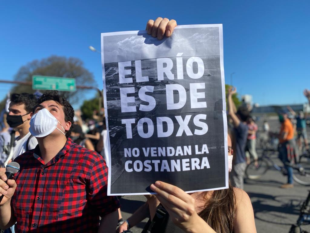 En defensa de Costa Salguero y Punta Carrasco | Más de 7000 inscriptos en la Audiencia Pública