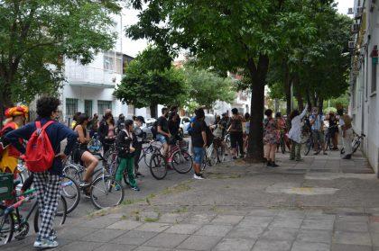 Bicicleteada por los espacios culturales de las comunas 9 y 10 | Primera actividad de EsCultura