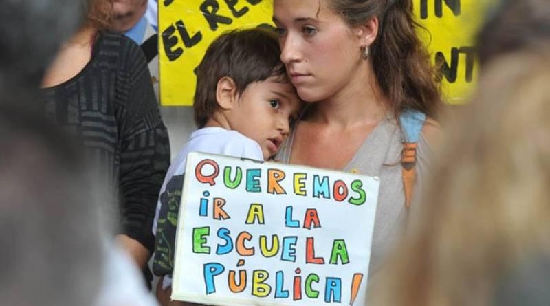 La justicia porteña falla en contra del acceso a la educación | Rechazó la solicitud de vacantes en la escuela pública