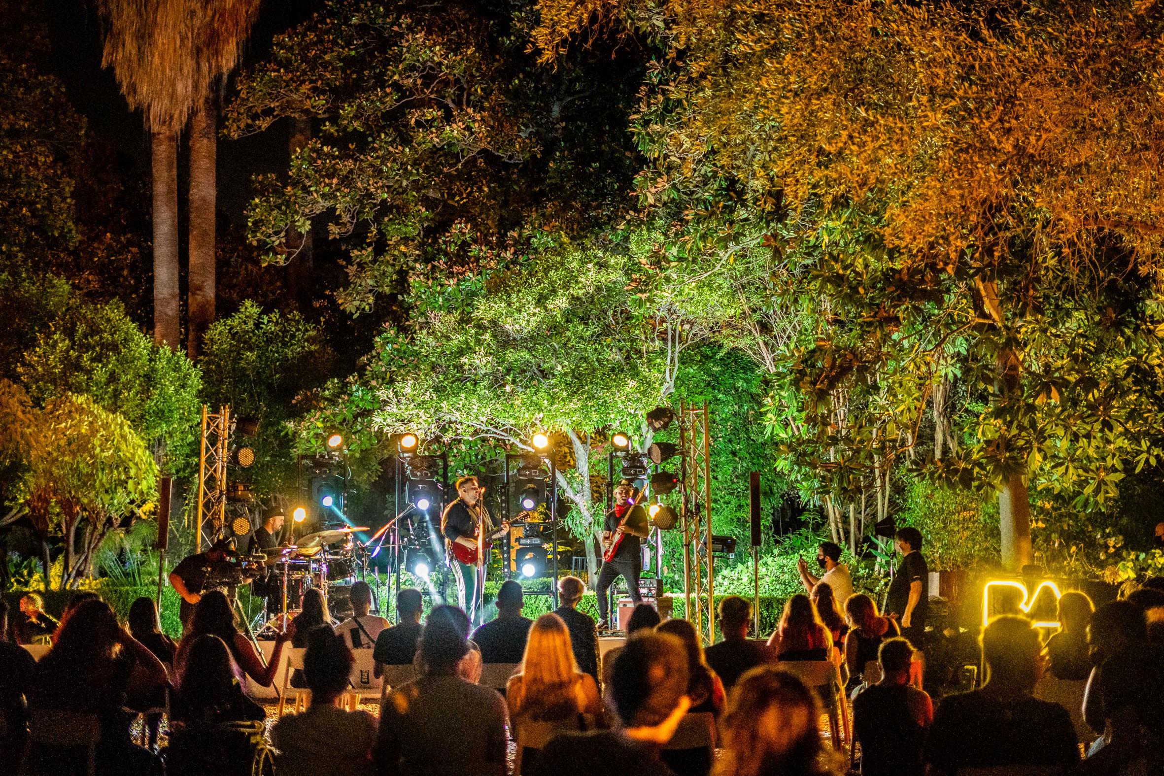 Jardines culturales en los Museos de la Ciudad |Música y teatro gratuito para todas las edades