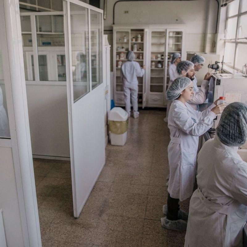 Farmacoop comienza a producir test serológicos para detectar COVID-19 | Un producto 100% nacional, aprobado por ANMAT