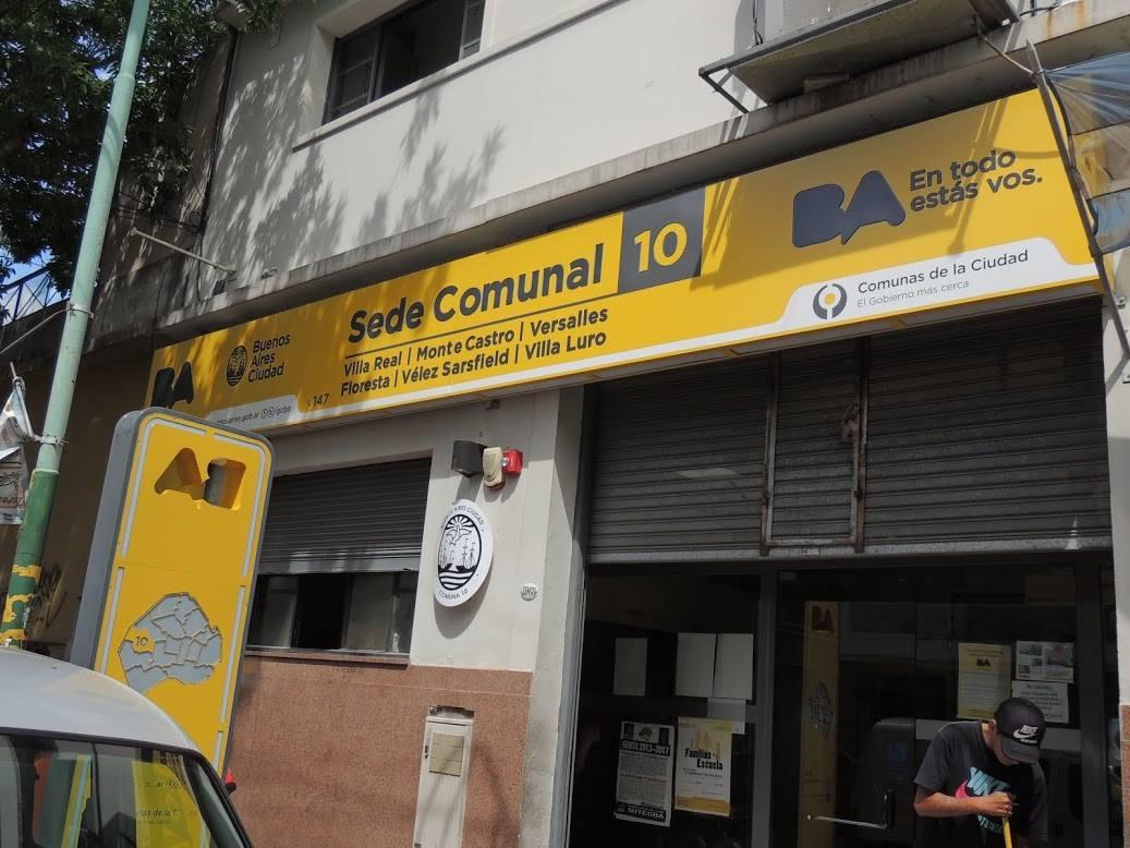 La Comuna 10 se ilumina para concientizar sobre las cardiopatías congénitas