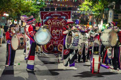 Carnaval de sonidos en la Comuna 10 | En Febrero, la murga Suerte Loca tendrá un ciclo en Radio Presente