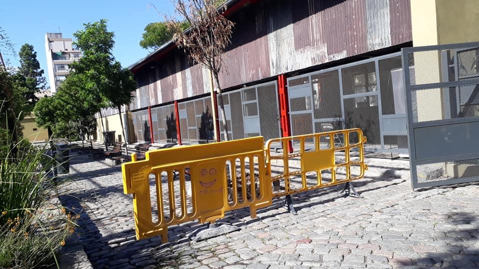 Comuna 10: las dos sedes para vacunar a los mayores de 80 están cerradas