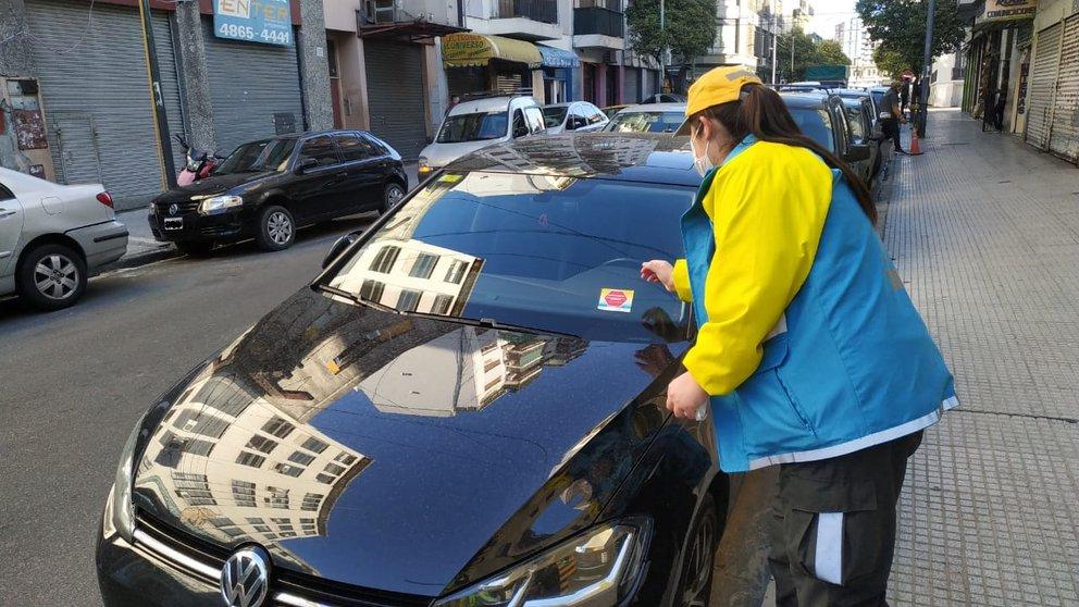Ciudad: Vuelven las grúas y las multas por estacionamiento indebido