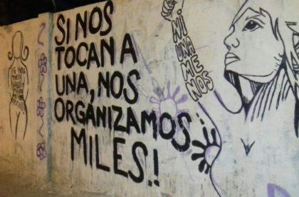 "El 8M, Floresta camina | ¡Vivas, libres e iguales nos queremos!"""