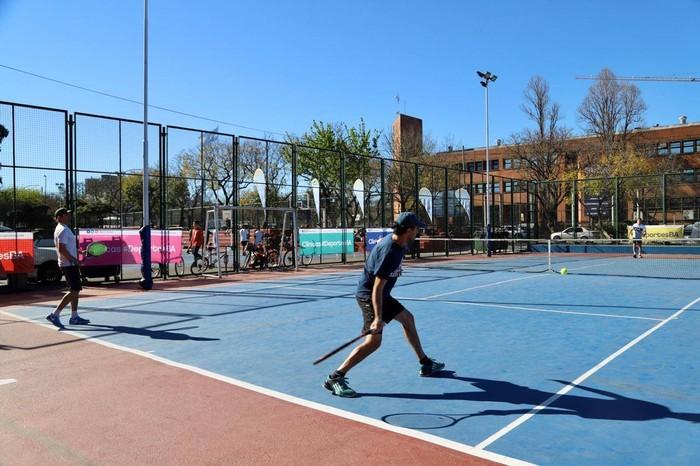 Clases gratuitas en el Polideportivo Pomar | Deporte para todas las edades