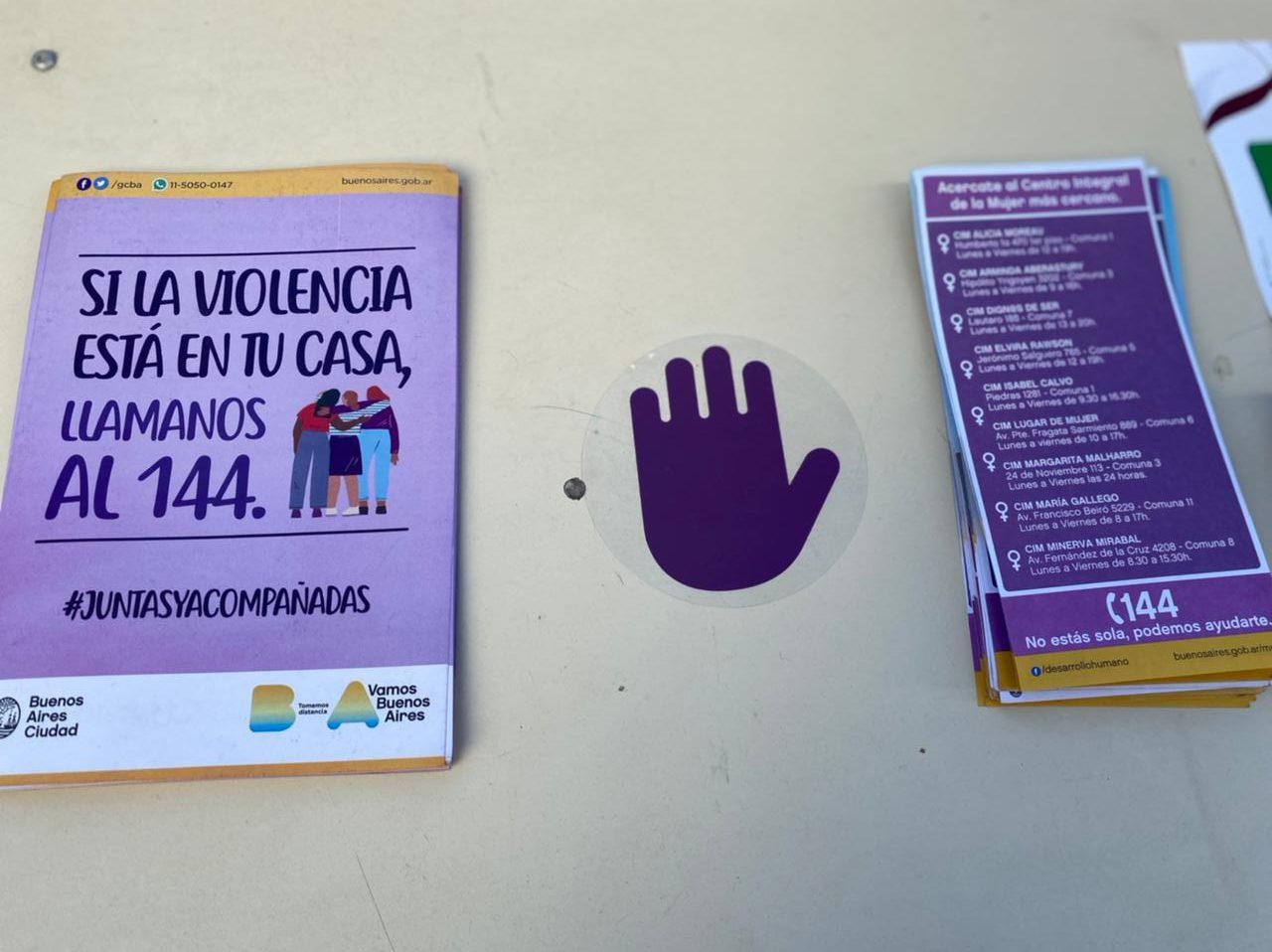 Asistencia a víctimas de violencia de género en las Unidades Móviles de Testeo   Una iniciativa que surgió de la Comuna 10
