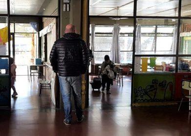 Vigilar y castigar | El Director General de Educación porteño recorrió la escuela «República del Portugal»