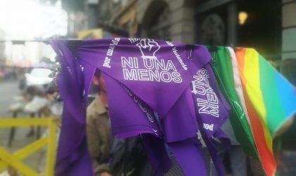 #3J Ni una Menos | Señalizarán lugares de la Comuna 10 en los que se produjeron femicidios