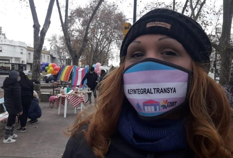 La tarde que se vistió de diversos colores   Día del orgullo en la Comuna 10