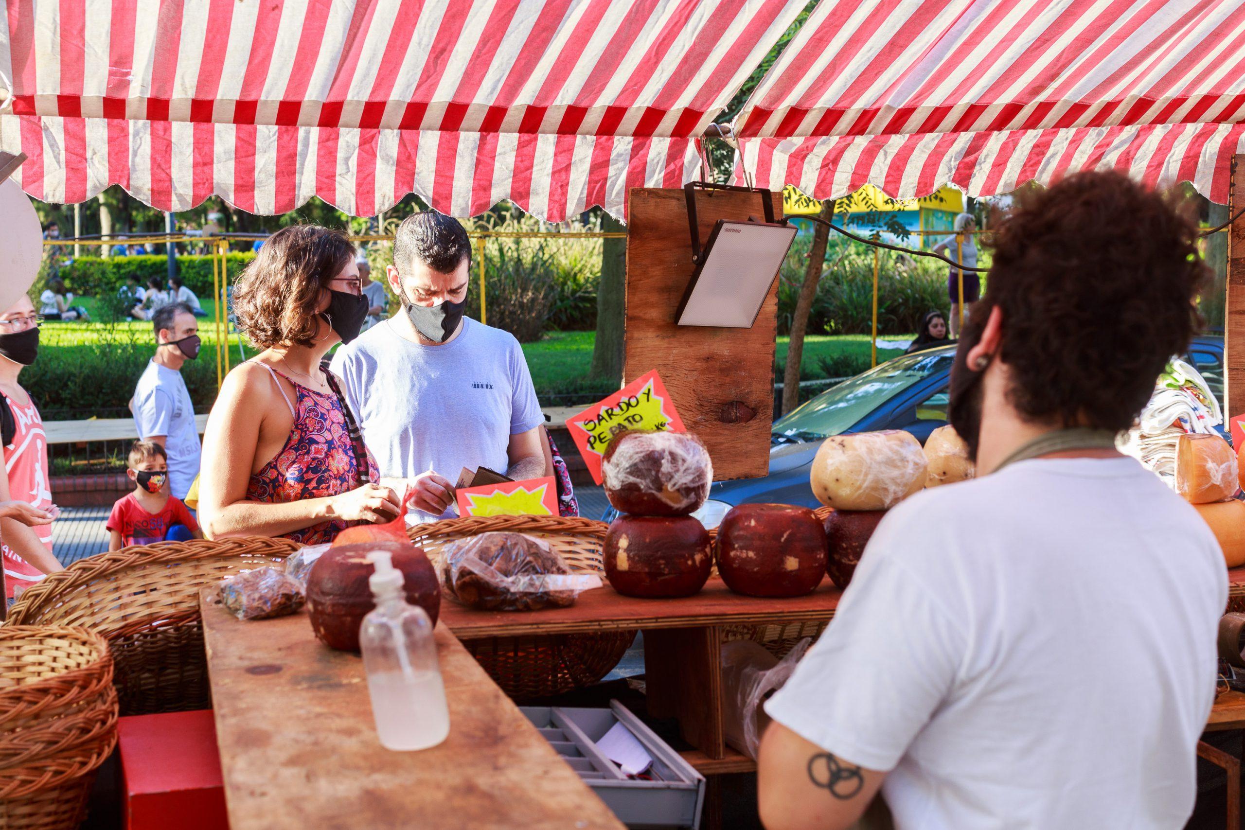 La feria Buenos Aires Market llega a Monte Castro