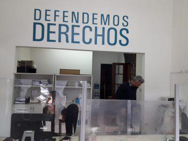 Reabrió la sede de la Defensoría del Pueblo en la Comuna 10