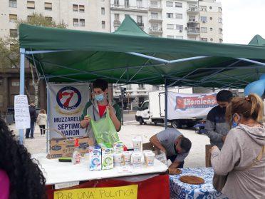 Séptimo Varón: trabajo cooperativo, productos accesibles y un reclamo urgente frente al Congreso