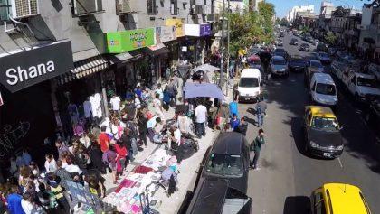Centro Comercial Avellaneda: un proyecto busca ordenar el tránsito en la zona, mejorar la higiene y proteger los inmuebles históricos