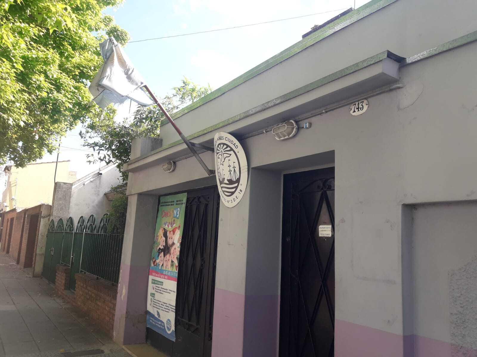 El CENTES N°3 es especial, y se encuentra en la Comuna 10