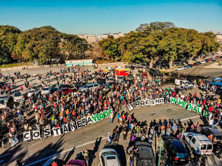 ¿Mega Torres o Humedal en Costanera Sur?   Comenzó la inscripción a la Audiencia pública por el Puerto Madero 2