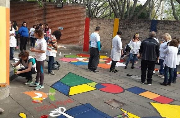 Las cooperadoras se unen para ayudar a las escuelas especiales de la Comuna 10