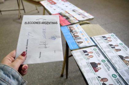 PASO 2021: Así votó la Comuna 10
