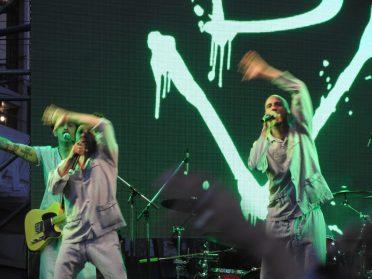 Música y Memoria | Postales del Festival de la Juventud en el ex Olimpo